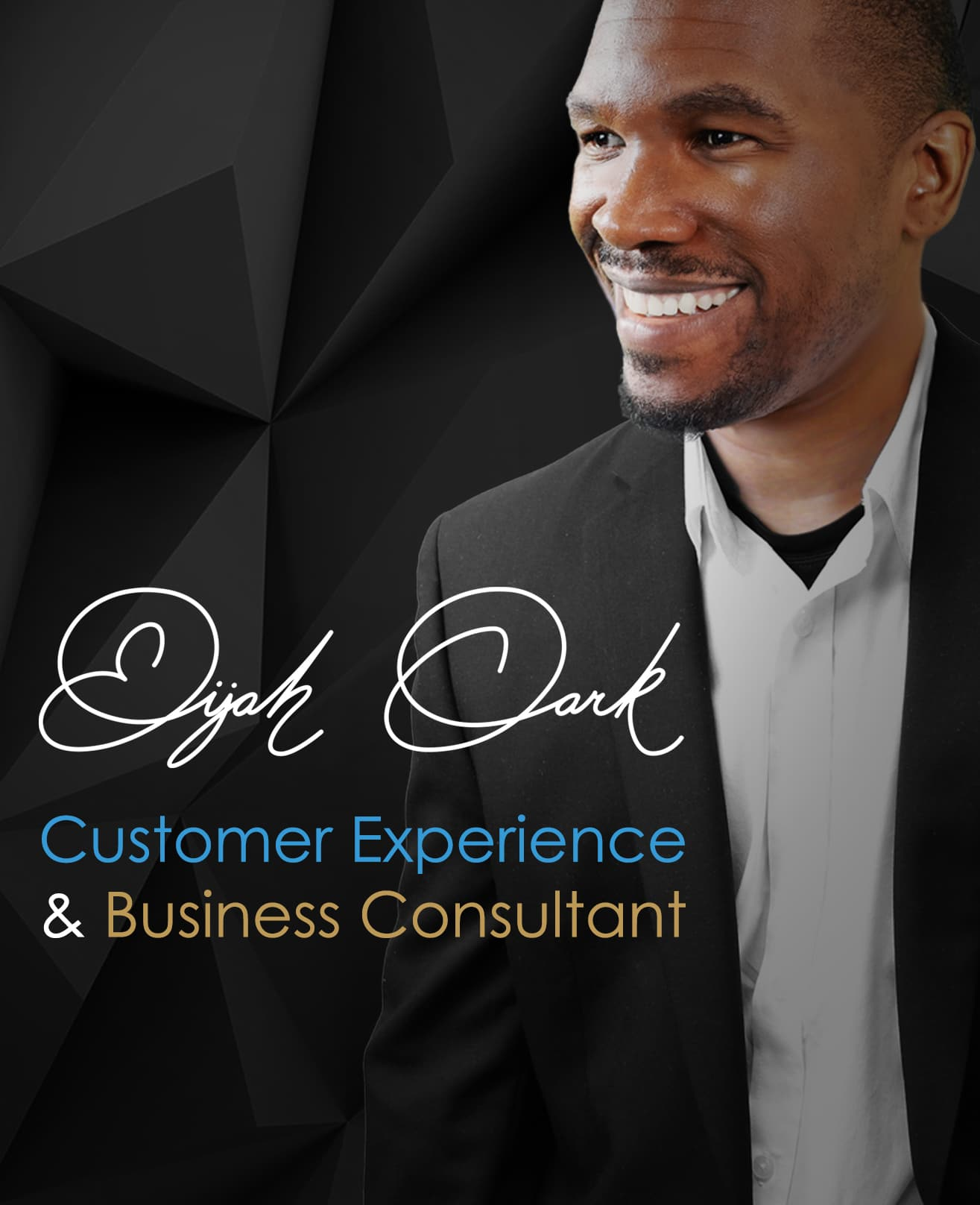 Dr Elijah Clark Business Consulting